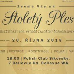 20. 10. 2018 Stoletý Ples